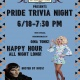 Pride Trivia Night!