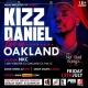 Kizz Daniel Live In Oakland 2019
