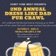 2nd Annual Dress Like a Dad Pub Crawl