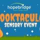 Spooktacular Sensory Event