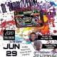 Ol Skool N Paint Party w/ DJ Fat Cat