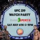 Rank Up Sports: UFC 239 Watch Party