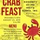 Alpha Mu Annual Crab Feast 2019