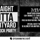 Straight Outta Quartyard   R&B Block Party