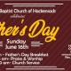 Father's Day Celebration at New Hope