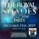 50 Royal Shades of Blue Party