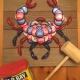Create & Take Bottle Cap Crab Pallet Sign