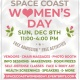 Space Coast Women's Day