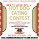 MCHD 1st Ever Hot Dog Eating Contest