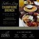 Father's Day Champagne Brunch Buffet