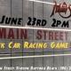 Sunday Stock Car Racing Game