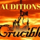 The Crucible - Auditions - July 28th and 29th