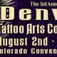 The 3rd Annual Denver Tattoo Arts Convention