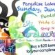 Pride Celebration @ Paradise Lakes with Solar Exposure!