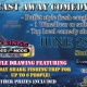 New England Moorings Cast Away Comedy Show & Fish Fry