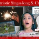 Patriotic Sing-a-Long & Craft
