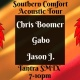 Southern Comfort Acoustic Tour