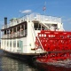 Sunday Scenic Paddlewheel Boat River Cruise $30pp