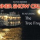 The Tree Frogs Friday Night Dinner Show Cruise $60pp