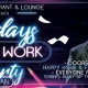 Friday's After Work Party