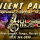 House of Music Silent Party