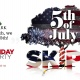 Skip It Day Party at The Park July 5th!