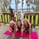 Goat Yoga plus free drink! 6/29/19