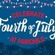 Fourth of July Fireworks Celebration