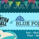 4th of July Bash with The Samantha Russell Band!