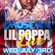 Lil Poppa Live