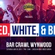 Red, White, & Blue Bar Crawl - Wynwood