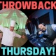 Throwback Thursday with DJ Shane