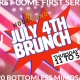 WOODLAND NYC * 4TH OF JULY BRUNCH