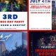 The Ultimate Midtown Rooftop Party Pass - July 3rd & 4th