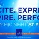 Open Mic Night at Yello!