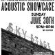 Frederick Rock School Acoustic Showcase