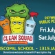 Clean Squad: An Antiseptic Adventure