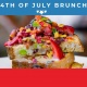 4th of July brunch