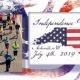 2019 Asheville Independence Day 5k