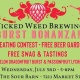 Wicked Weed Burst Bonanza at The Sour Barn