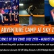 Sky Adventure Camp - Science of Sky Zone