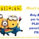 Minions Meet & Greet Toddler Time