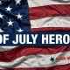 Fourth of July Hero WOD