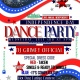 3rd Annual Independence Day Dance Party!
