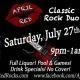 April Red debuts at Pat's Place Bar in Zephyrhills!