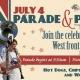 July 4th Parade & Picnic