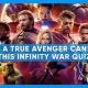 Avengers/Marvel Trivia Night