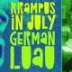 Krampus in July - German Luau 2019