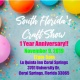 South Florida's Craft Show- 1 year Anniversary!