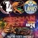 FRESHMAN FEST 2K19 @ PLAY 8.24 Tallahassee FSU FAMU TCC